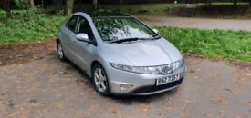 08 Honda civic 2.2 cdti for sale