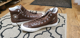 Converse All Star shoes- 9.5 - new- rare