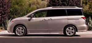 Nissan Quest SL 2013