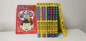 Anh Do Weirdo book series