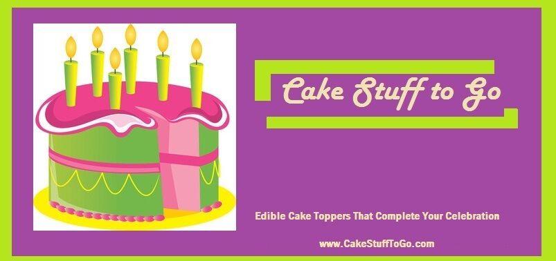 Cake Stuff to Go