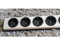 Foreign mains plug adapter., used for sale  Walton, Merseyside