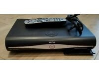 3D Digital sky hd box complete with remote