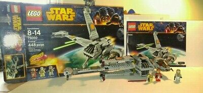LEGO Star Wars B-Wing 75050 Complete set with box and manual
