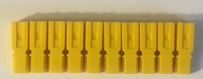 10 Pack Authentic Anderson Powerpole Yellow Housing 1327g16 Power Pole