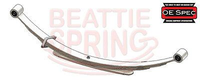 S10 Leaf Springs - S-10 Pickup Blazer Jimmy Sonoma Rear Leaf Spring OE Spec SRI Certified