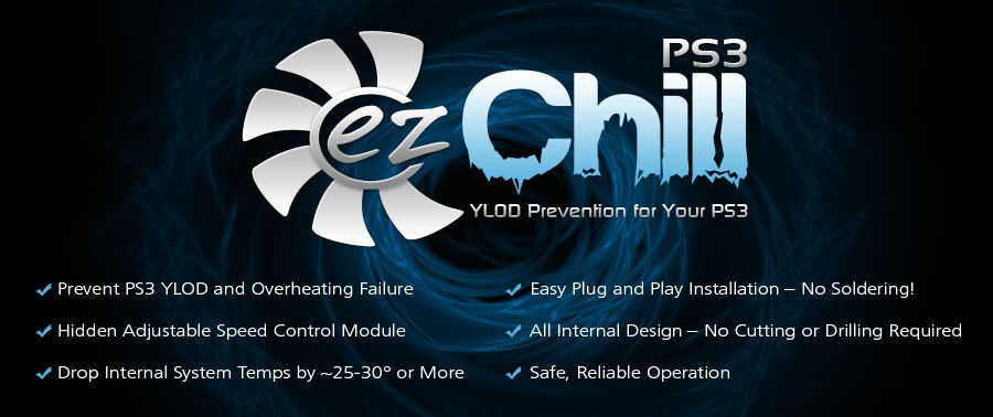 EZ Chill Fan Mod