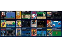 Nostalgic gaming heaven