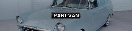 PANLVAN 7 letter QLD prestige number plates