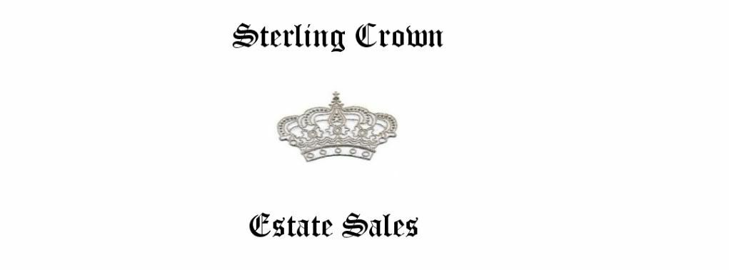 Sterling Crown Estate Sales