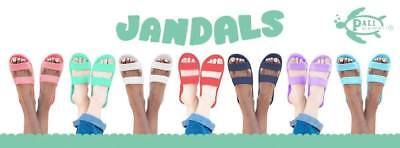 Original Classic Pali Hawaii Jesus Beach Sandals/Eva Rubber water proof Jandals
