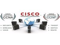 "CISCO CCNA or CCNP Training ""Lear from the Expert"""