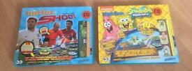Children's game books - new