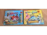 Children's game books - new