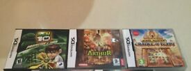 Nintendo DS games - Bundle of 4 games