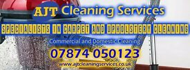 AJT Cleaning Services