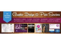 Graphic Design - Business Cards, Banners, Flyers and more