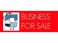 Tailoring Business for Sale - Cardiff
