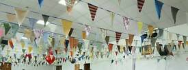 Bunting - wedding, party