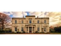 Backwell House is looking for a full time Receptionist/Administrator - Backwell, Bristol. £18,000