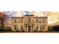 Backwell House is looking for a full time Front Of House Team Member