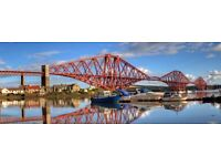 FREE charity places - Abseil down the Forth Rail Bridge and raise funds for Royal Blind!