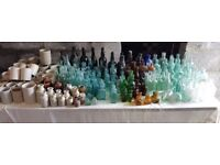 Vintage Bottle Collection...over 250 items