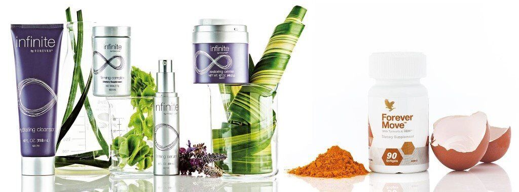Forever Living Healthy Products.