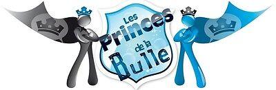 LES PRINCES DE LA BULLE