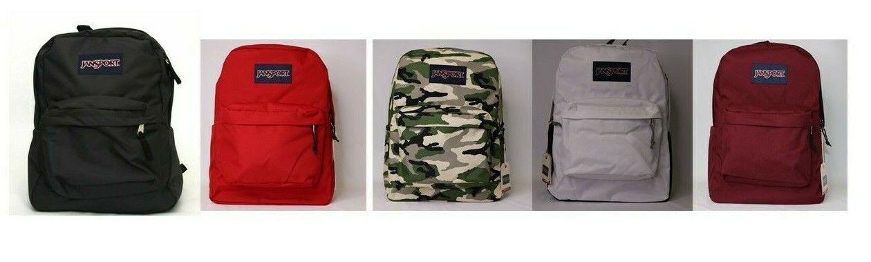 superbreak backpack 100 percent authentic school bag