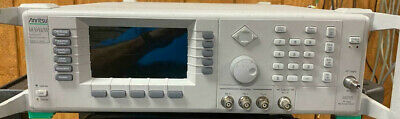 Anritsu 68369anv 10 Mhz To 40 Ghz Synthesized Signal Generator - Tested W Data