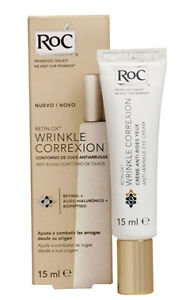 RoC Retin-Ox Wrinkle Correxion Anti-Wrinkle EYE Cream EXP 01/2013 15ml