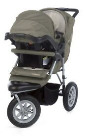 Mothercare extreme travel system