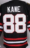 NHL (Black ) Patrick Kane #88 Jersey