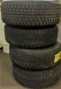 Nord Frost Winter Tires and Alloy Rims