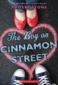 NEW - The  Boy on Cinnamon Street Book