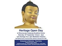 Heritage Open Day at Springfield House