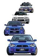 Subaru Impreza Workshop Manual