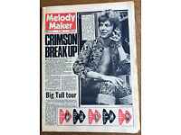 Melody Maker Music Papers