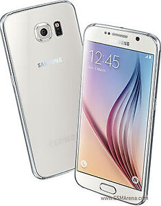 Samsung Galaxy S6 - 32GB White Pearl - as new in box UNLOCKED