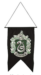 Rubies Costume Harry Potter Printed Slytherin Banner