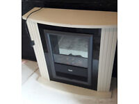 Dimplex coal effect lounge heater with surround