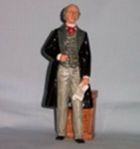 Sir John A. MacDonald Royal Daulton figurine
