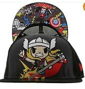 Cartoon Snapback