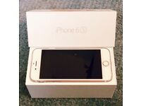 IPHONE 6s UNLOCKED 16gb ( SWAP OR SELL )