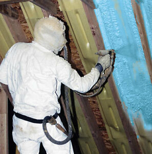 Spray Foam Insulation Kawartha Lakes Peterborough Area image 1