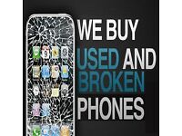 Looking for Used / Broken Phones
