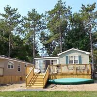 Cottage for rent at McCreary's Beach Resort - Mississippi Lake