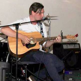 Guitar Teacher available for lessons: Mitchell – Waverton Waverton North Sydney Area Preview