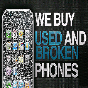 $ SELL YOUR PHONE $ WE BUY CRACKED SCREEN DAMAGED USED AND NEW